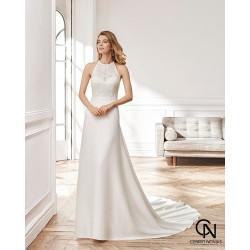 Vestido de novia NAYELI - Aire Barcelona