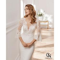 Vestido de novia NEBAI - Aire Barcelona