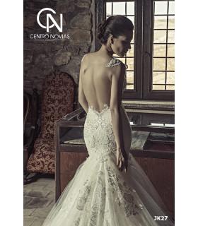 Vestido de novia JK27 - Julia Kontogruni