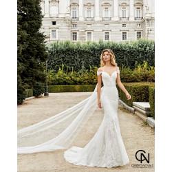 Vestido de novia NEONA - Aire Barcelona