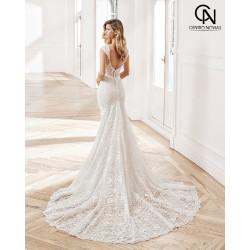 Vestido de novia NEREA - Aire Barcelona