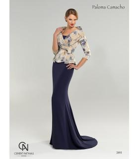 Vestido de fiesta 2893 - Paloma Camacho