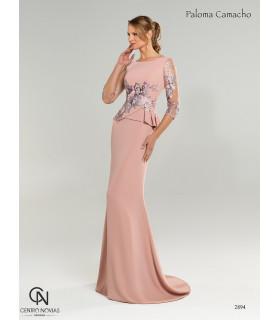 Vestido de fiesta 2894 - Paloma Camacho
