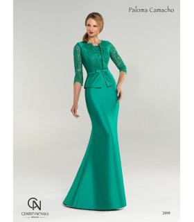Vestido de fiesta 2899 - Paloma Camacho