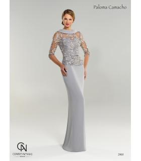 Vestido de fiesta 2905 - Paloma Camacho