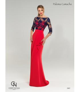 Vestido de novia 2907 - Paloma Camacho