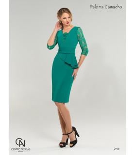 Vestido de fiesta 2910 - Paloma Camacho