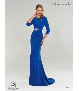 Vestido de fiesta 2916 - Paloma Camacho