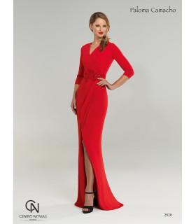Vestido de fiesta 2920 - Paloma Camacho