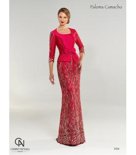 Vestido de fiesta 2926 - Paloma Camacho