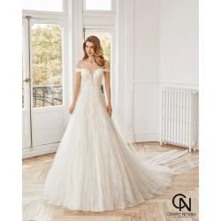 Vestido de novia NIMIA - Aire Barcelona