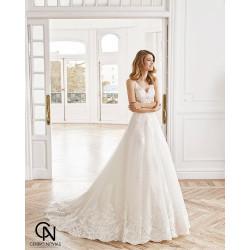 Vestido de novia NIZAR - Aire Barcelona