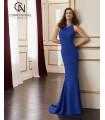 Vestido de fiesta 4J109 - MARFIL