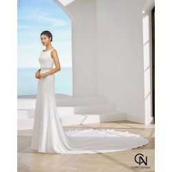 Vestido de novia PABIL - Adriana Alier