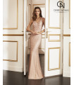 Vestido de fiesta 4J189 - MARFIL