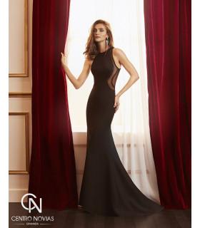 Vestido de fiesta 4J206 - MARFIL