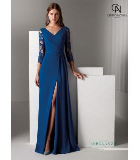 Vestido de fiesta E1414 - Manu Garcia