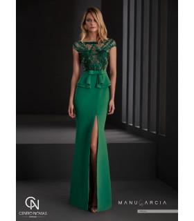 Vestido de fiesta MG3123 - Manu Garcia