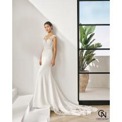 Vestido de novia PAOLA - Adriana Alier