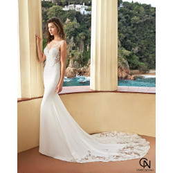 Vestido de novia PENSILVA - Adriana Alier